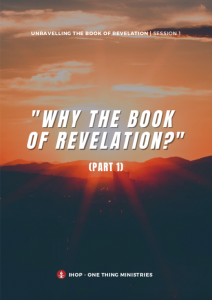 Unravelling Revelation Session 1