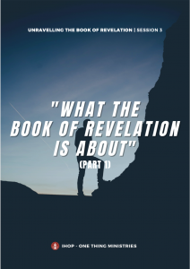 Unravelling Revelation Session 3 Cover