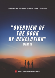 Unravelling Revelation Session 5 Cover